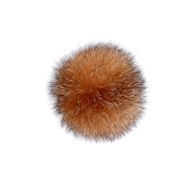Помпон из блюфроста 8-10 см