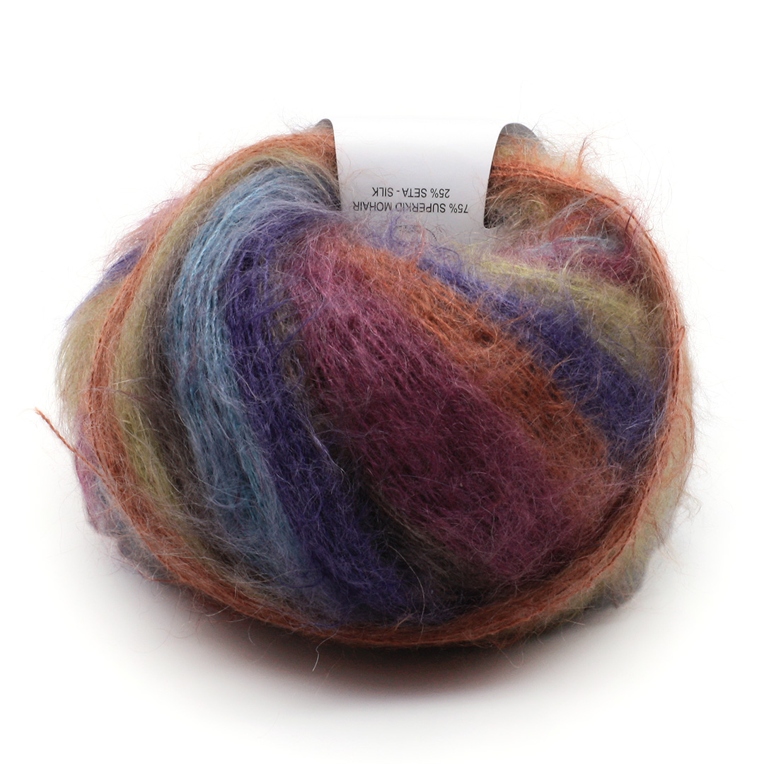 Silk Mohair Mix
