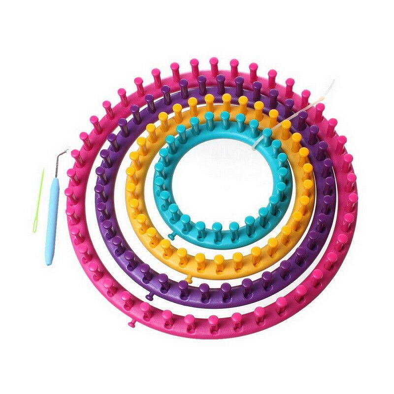 Устройство для кругового вязания